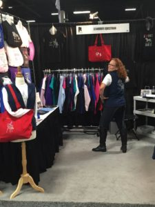 AETA Starrider Booth August 2016