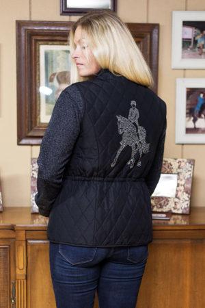 Dressage - Lightweight Quilted Vest