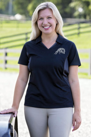 Friesian Bling Polo