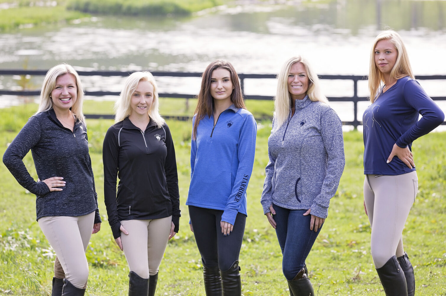 Fashionable Equestrian Apparel